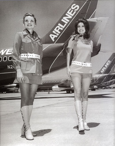 Vintage Commercial Aviation Promotions