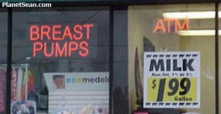 Breast Pumps and Milk