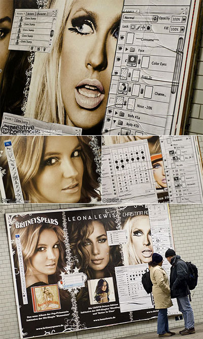 Britney Spears, Leona Lewis and Christina Aguilera