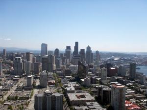 Amazing Seattle View