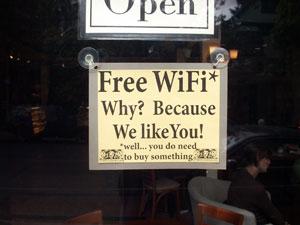 Free Portland Oregon WiFi