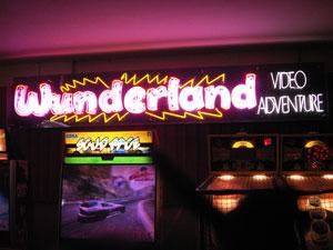 Wunderland Arcade